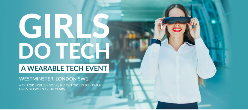Girls Do Tech Event