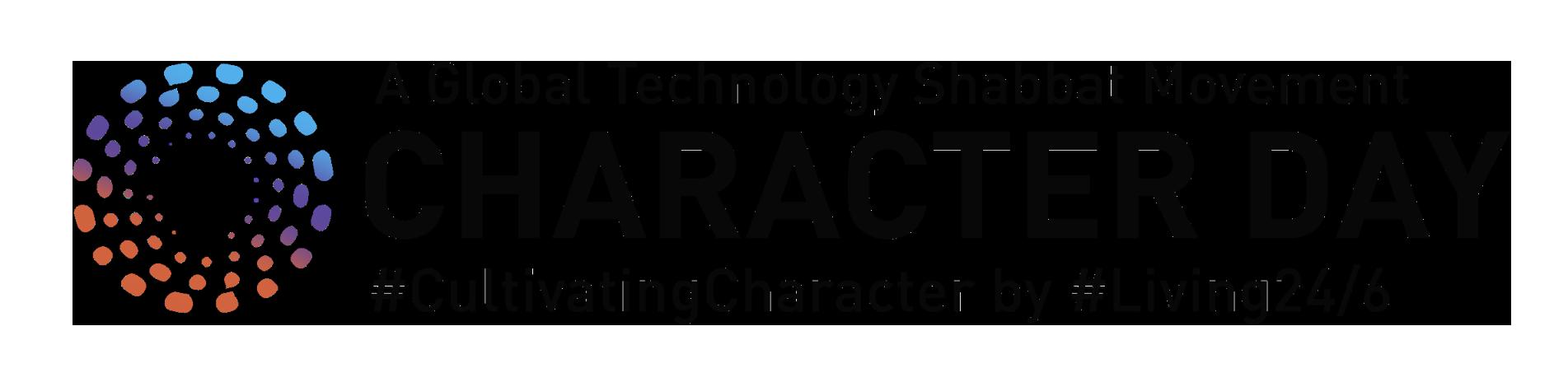 TechShabbatCharacterDayLogo