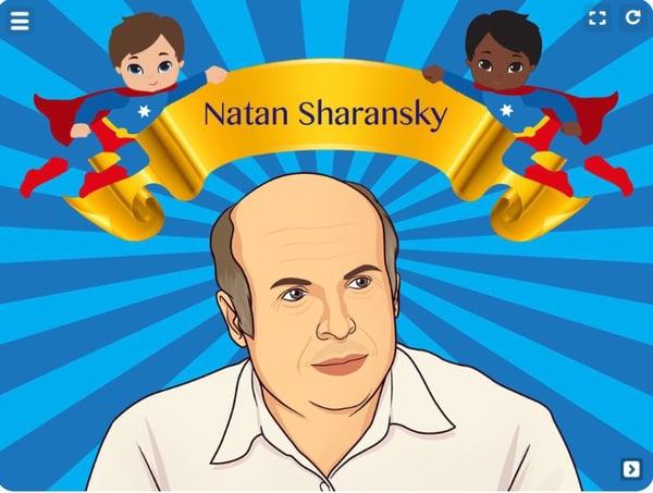 Natan Sharansky Cover