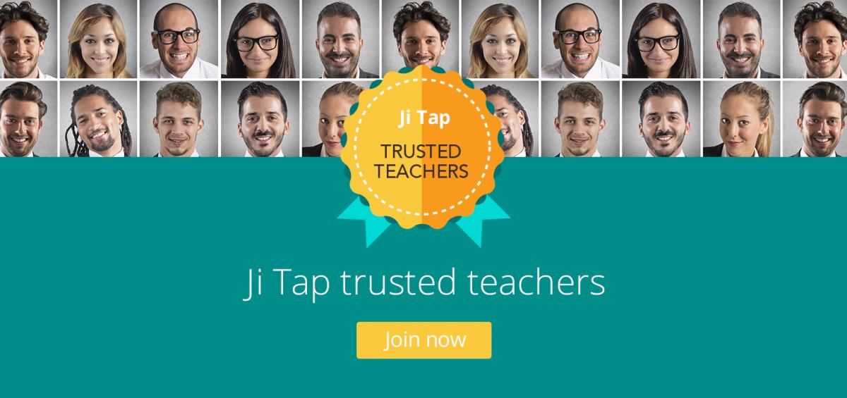 Ji Tap Trusted Teachers
