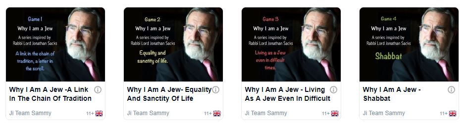 Why I am A Jew Overview
